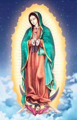 Virgen De Guadalupe 12 De Diciembre Virgen De Guadalupe Mexico Virgen De Guadalupe Fotos Nuestra Senora De Guadalupe
