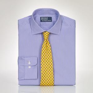 Camisa Social Ralph Lauren fabricada em algodão oxford fbfb772ba47