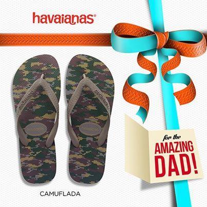 Havaianas Mens Camuflada