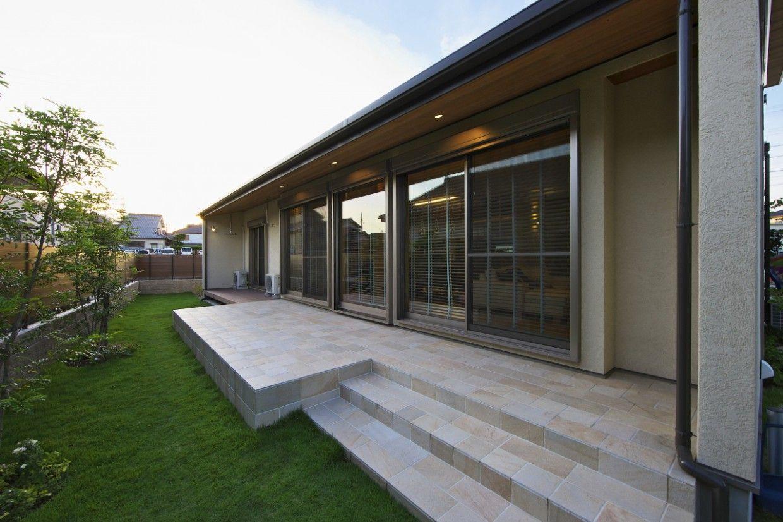自然素材と暮らす健康住宅 サンルーム 中庭 テラス Home Decor