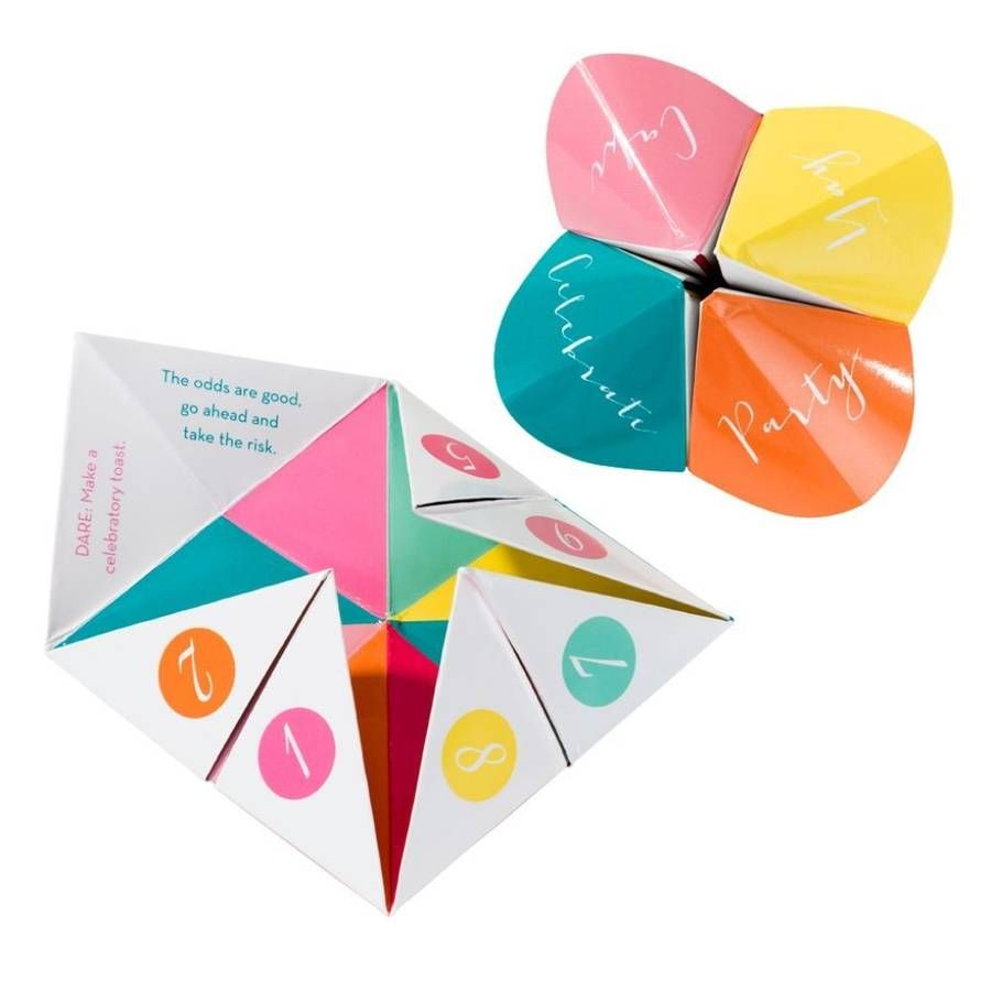 Unusual Wedding Favours: Party Fortune Tellers | Fortune teller ...