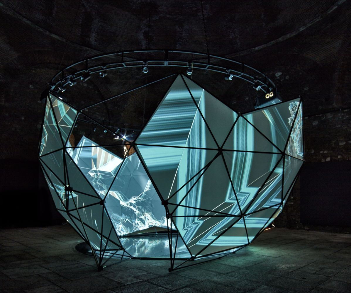 Gallery of NOHlab and Buşra Tunç Create Immersive Installation Based on Centuries-Old Architecture  - 3