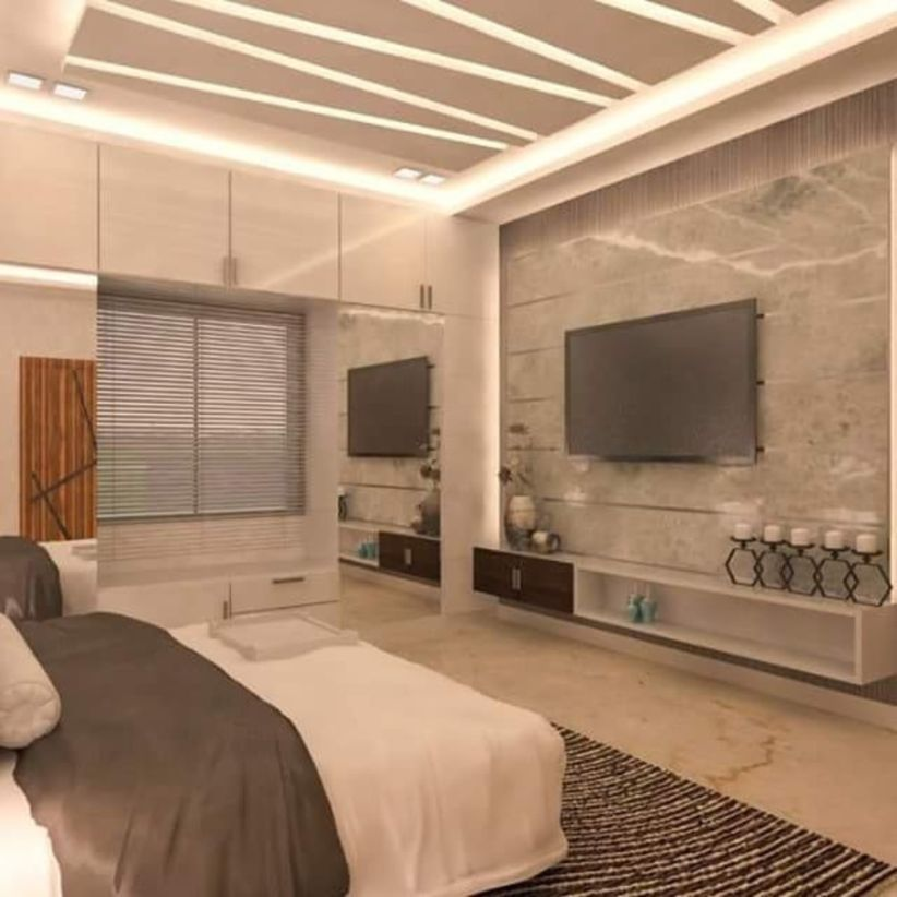 Ceiling design in your bedroom toboto also falseceiling rh pinterest