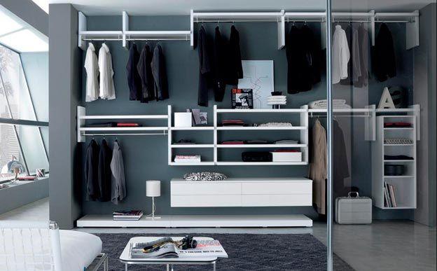 Inloopkast Van Millimetrica : Misuraemme hanging millimetrica walk in closets dream house