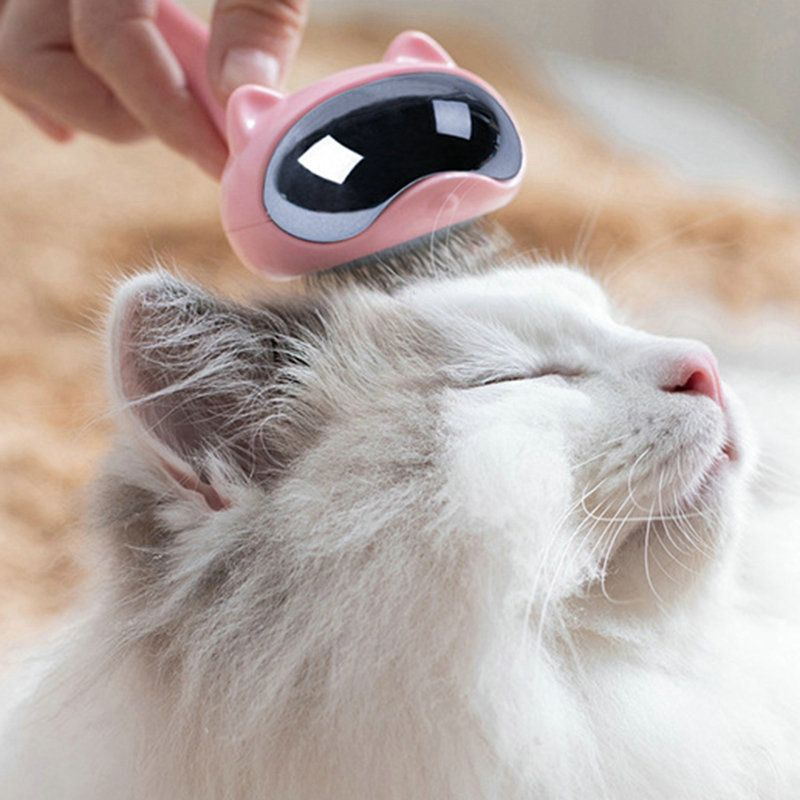 Hundebürste Kartzenbürste für Katze und Hund Haare kämmen