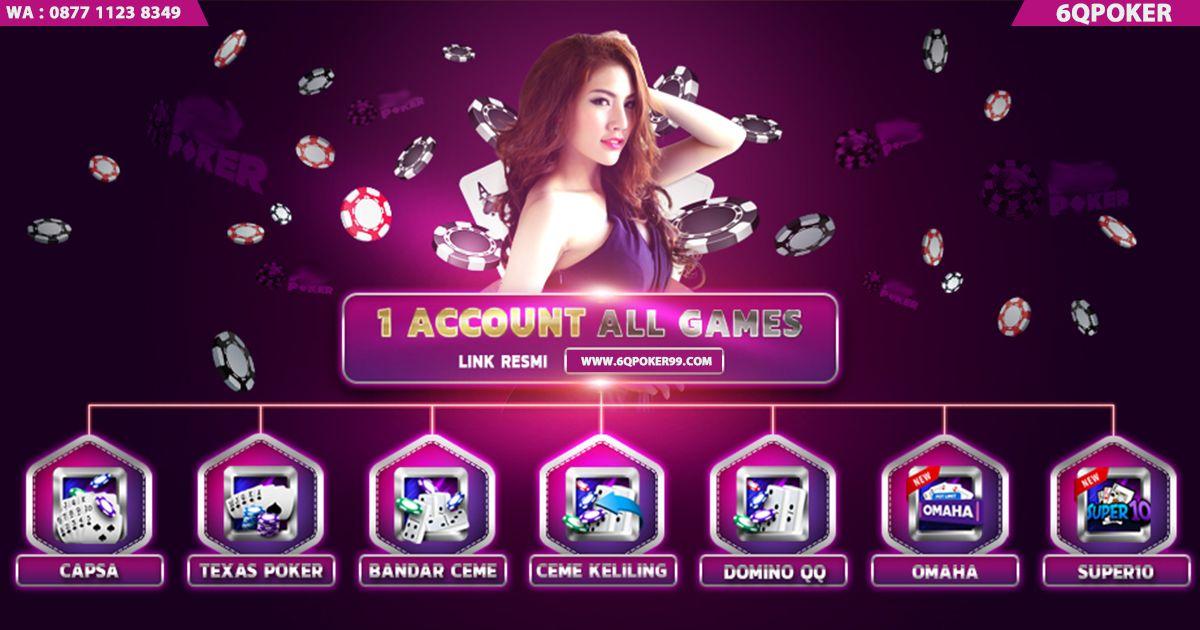 Pin Di Game Kartu Judi Online