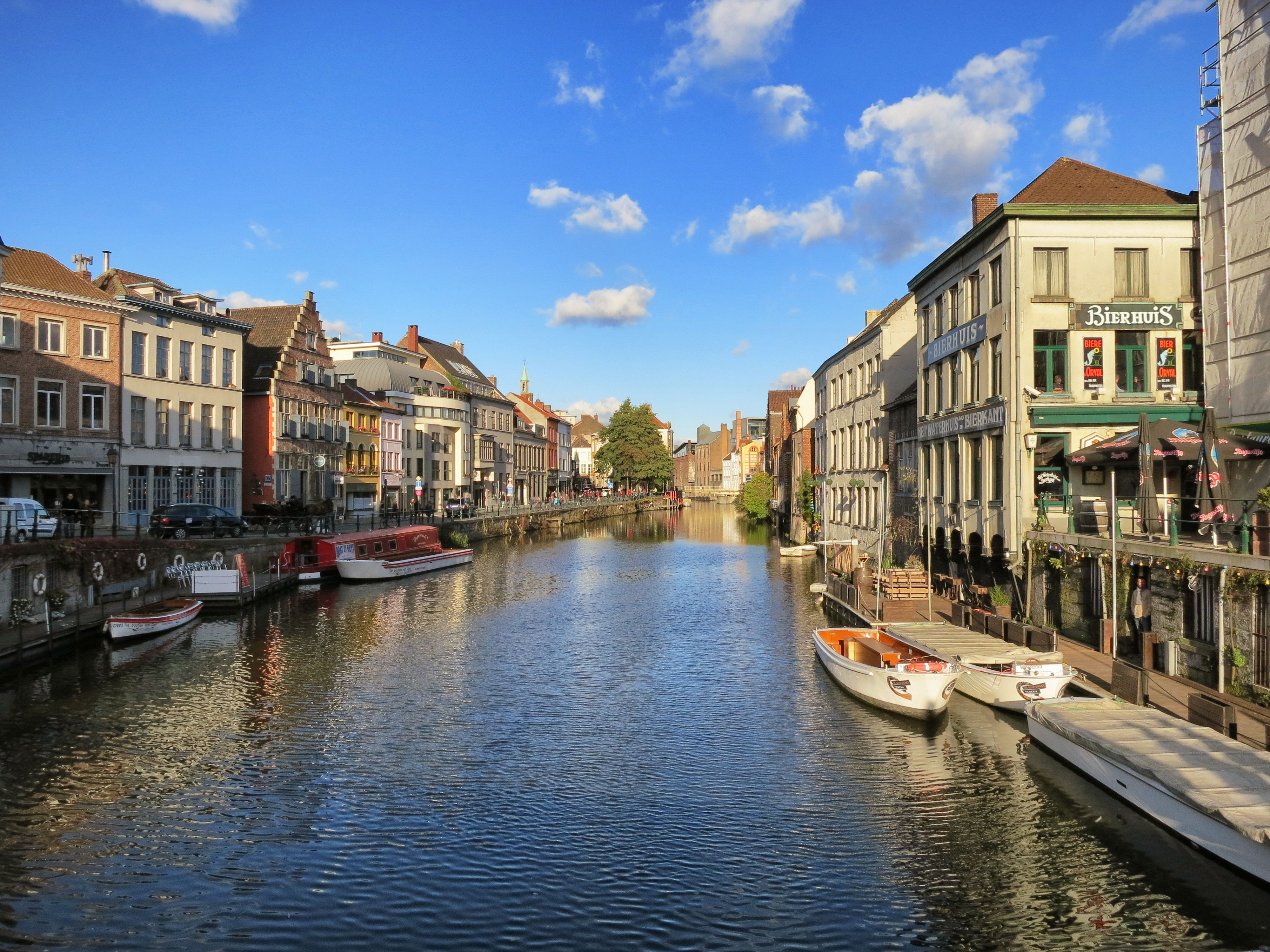 Ghent is an oftenoverlooked destination for travelers