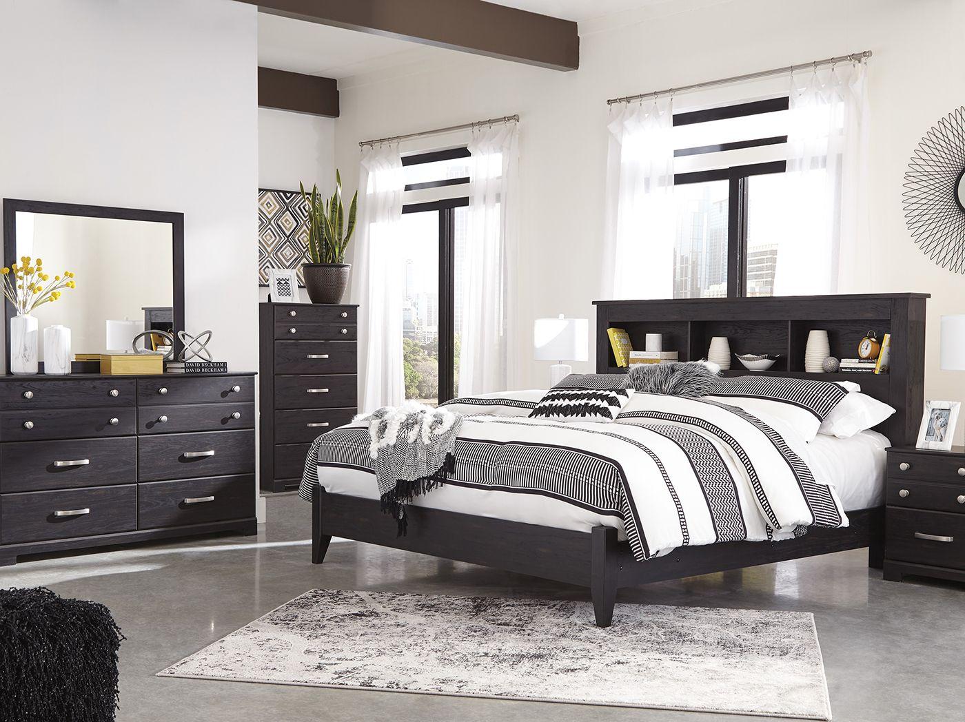 Reylow 14-pc. Queen Bedroom Set | Bedroom in 14 | Furniture ...