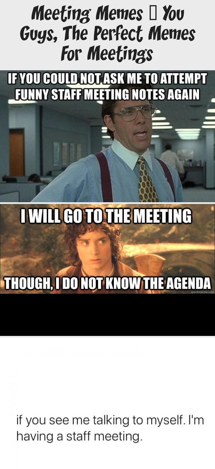 Meeting Memes You Guys The Perfect Memes For Meetings Humor Meeting Memes Meetings Humor Humor
