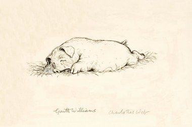 charlotte's web – garth williams