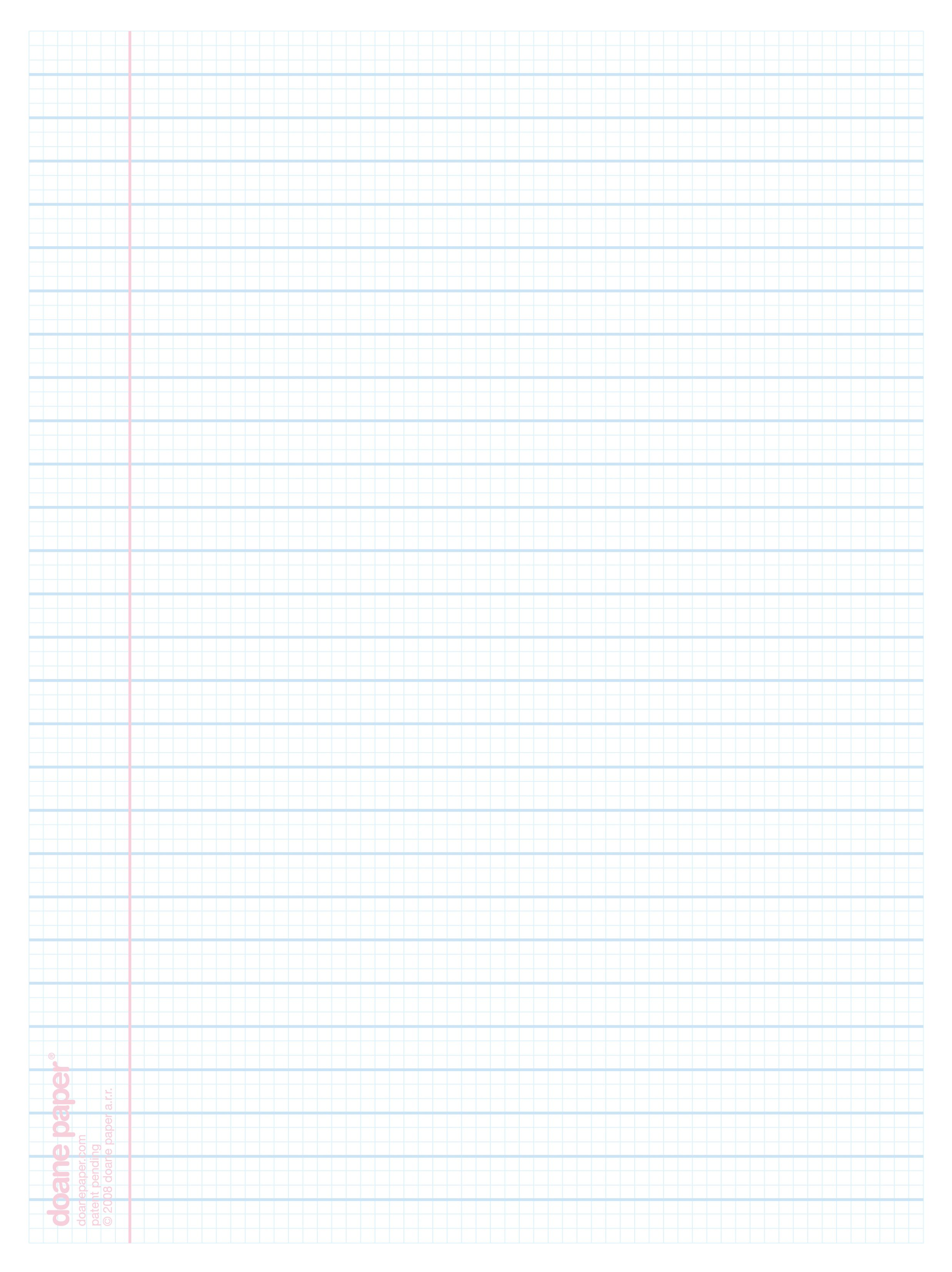 college ruled lined paper template – College Ruled Lined Paper Template