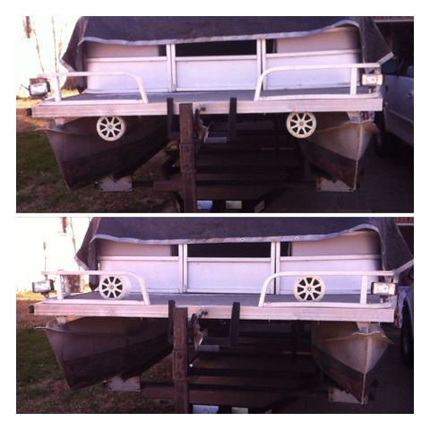Need Some DIY Ideas For Pontoon Boat Page 1