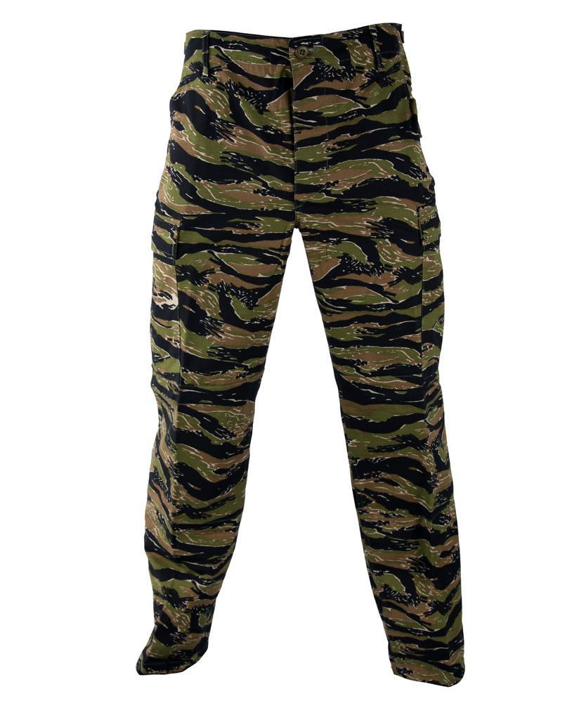 discount coupon discount various styles Propper Genuine Gear Asian Tiger Stripe BDU Trouser (60/40 ...