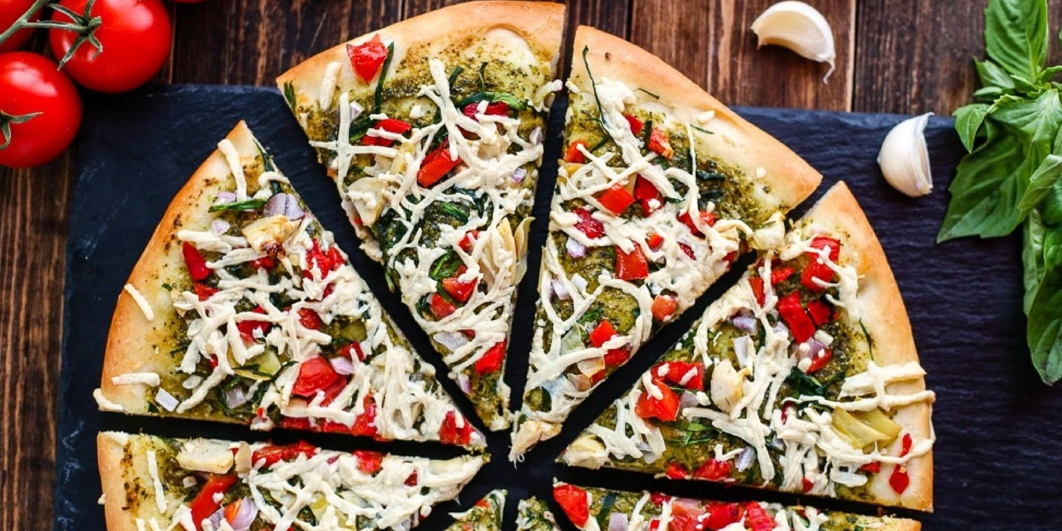 5 Pizzerías Veganas o Gluten Free en San Juan | Recetas ...