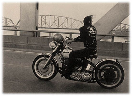 outlaws 1950s motorcycle club - google search | old motorcycle