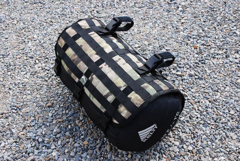 The Handlebar Bag Holder Fully Adjustable Molle Style