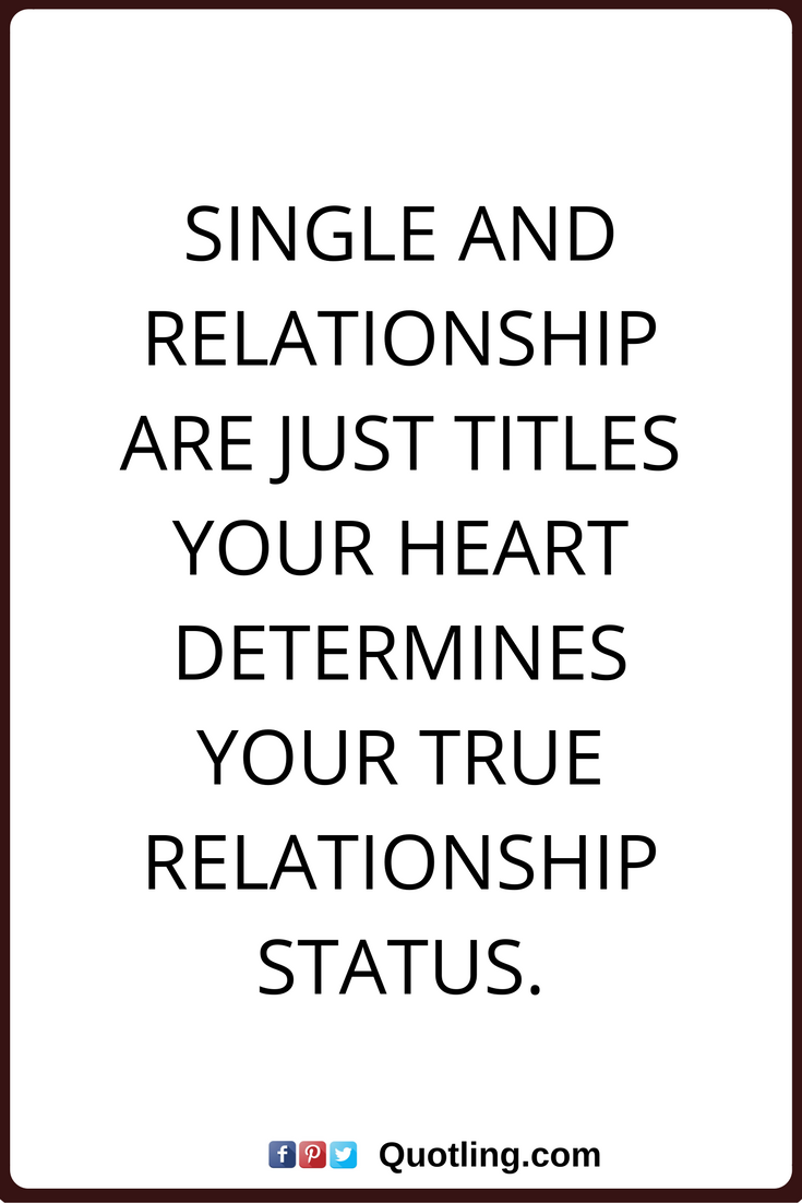 Life Changing Relationship Quotes