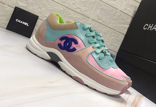 CHANEL Chanel classic casual sneakers