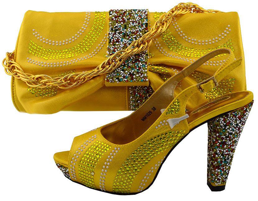 Free Shipping Best Jiadong Shoes And Bag Set Italian Shoe