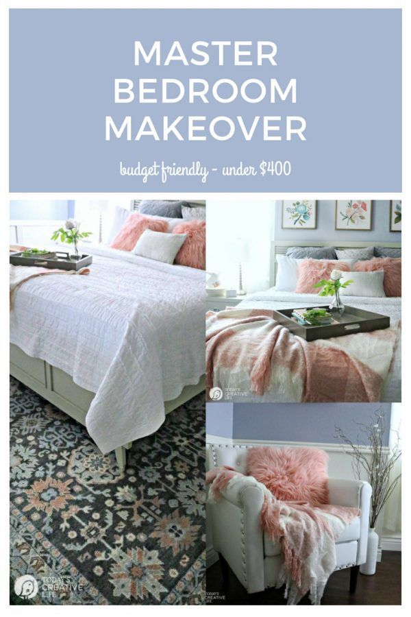 BudgetFriendly Bedroom Decorating Ideas OGT Blogger Friends Impressive Bedroom Decorating Ideas Cheap