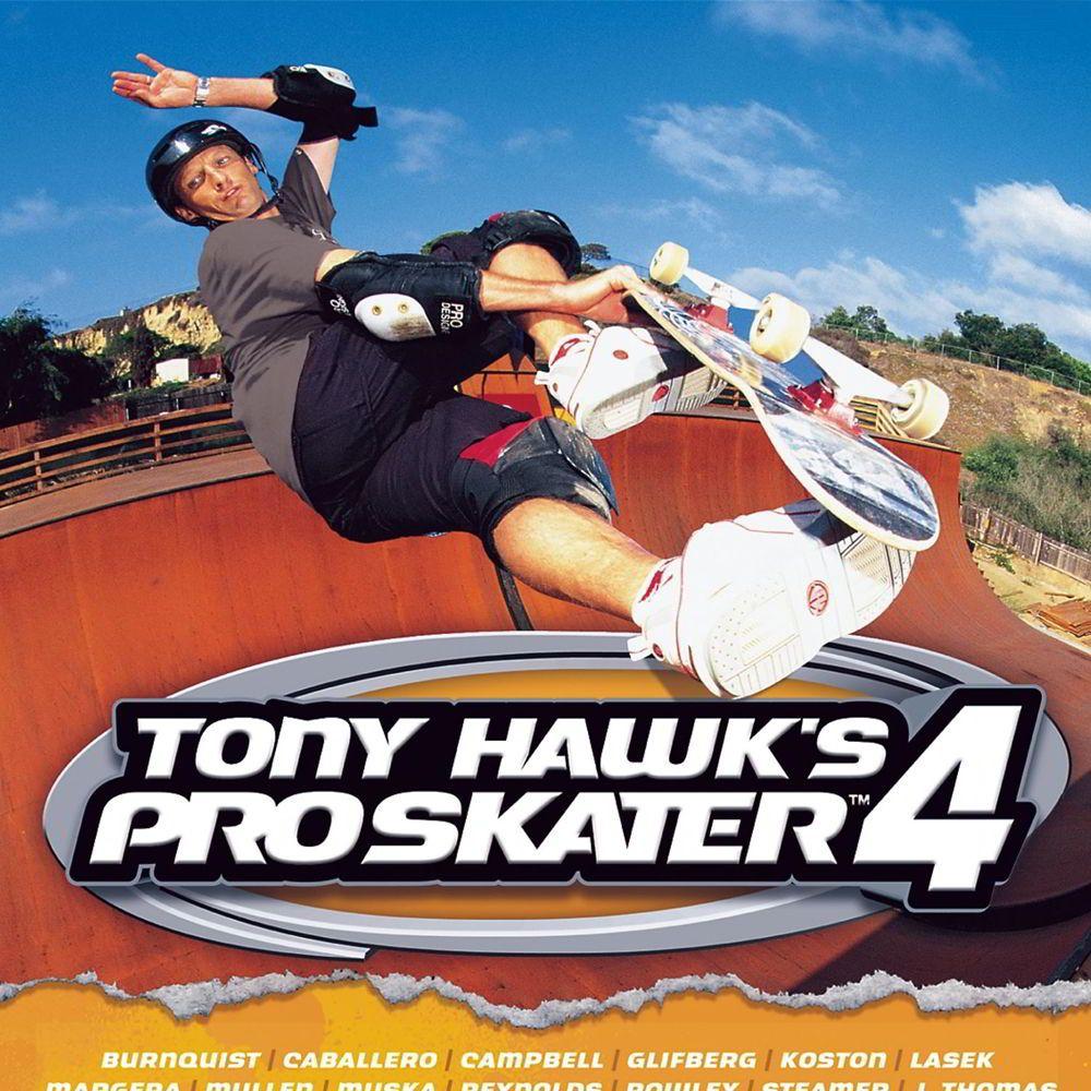Tony Hawk's Pro Skater 4 Jual Game PC