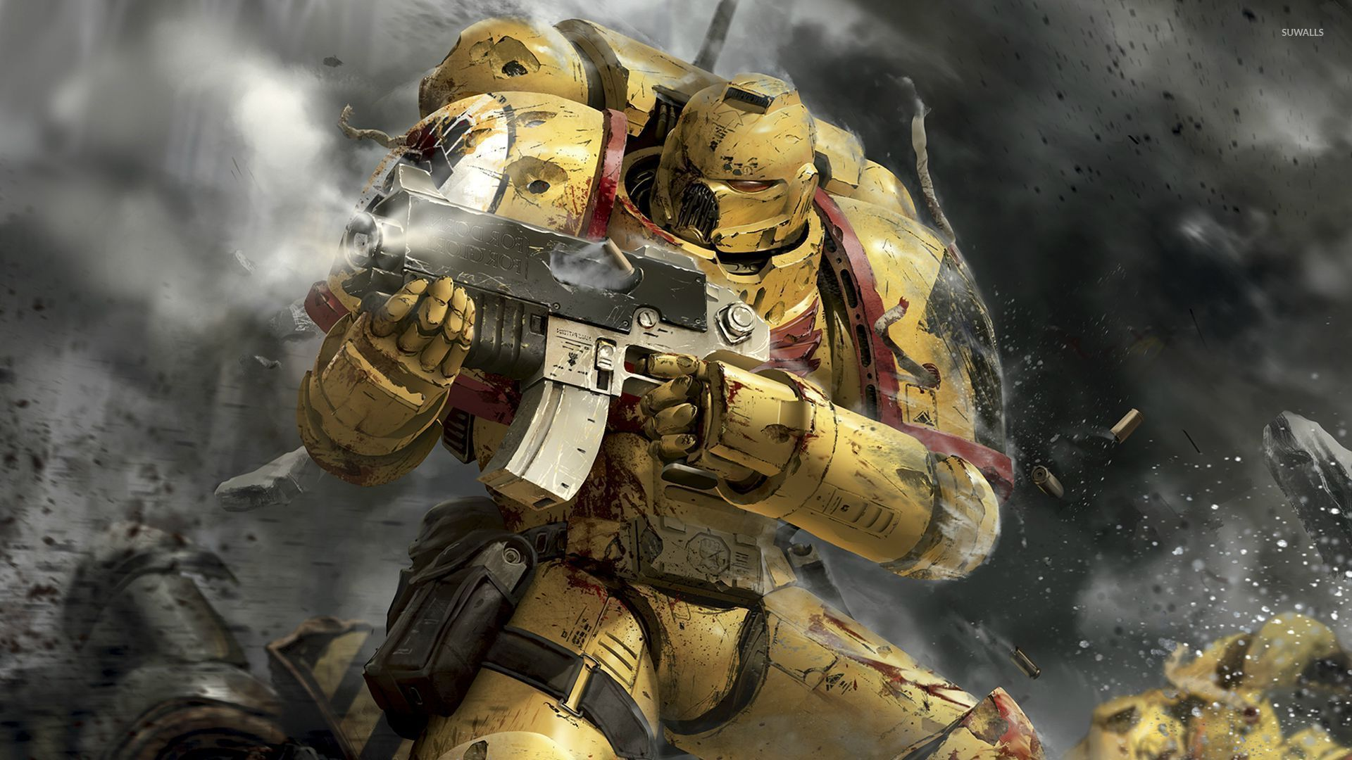 Warhammer 40k Eldar Hd1 Desktop Wallpaper Picture Hd Walls Find Space Marine Imperial Fist Warhammer 40k