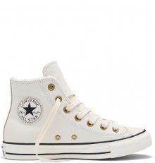 Converse smetanové kožené dámské boty s kožíškem Winter Knit ... ac5b94bc21c