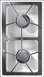 Jenn-Air JGA8100ADW Gas 2 Burner Cooktop Cartridge Designer Series White