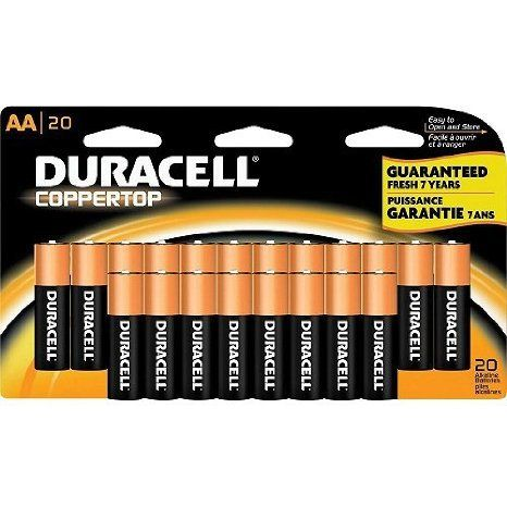 Batteries Beauty Health And Beauty Duracell