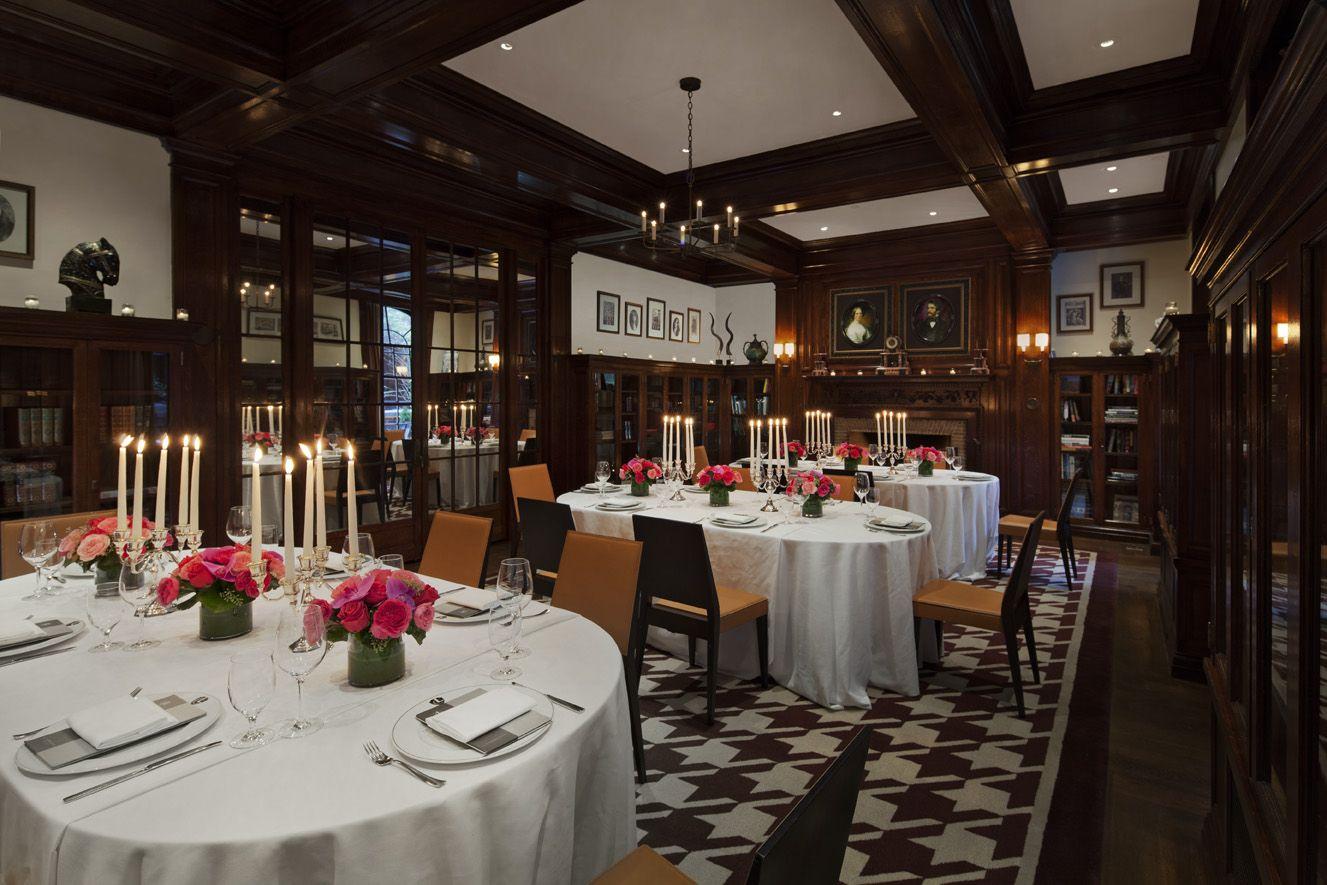 best bridal shower restaurants