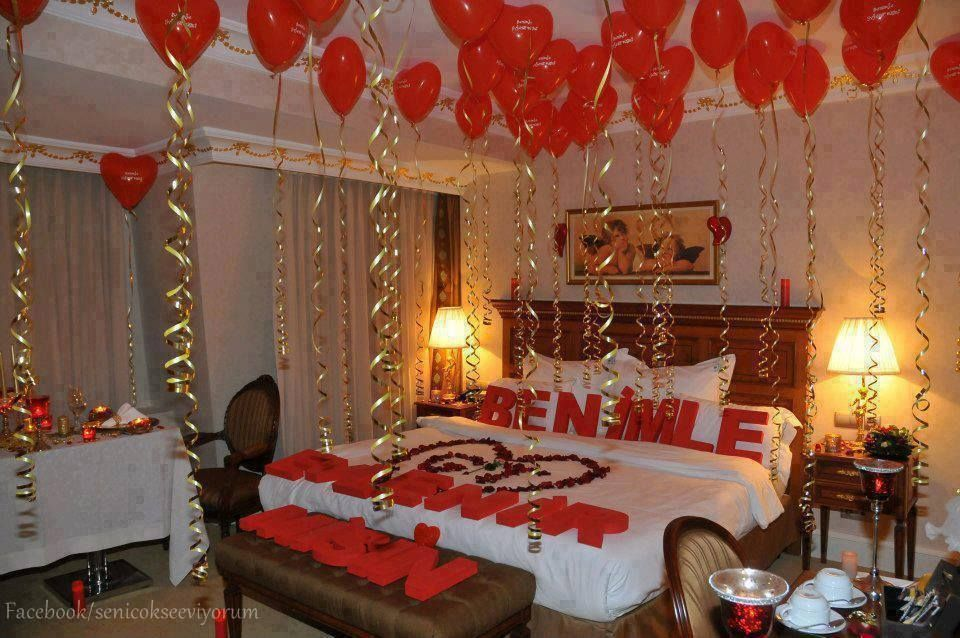 Romantic Bed Romantic Ideas Pinterest