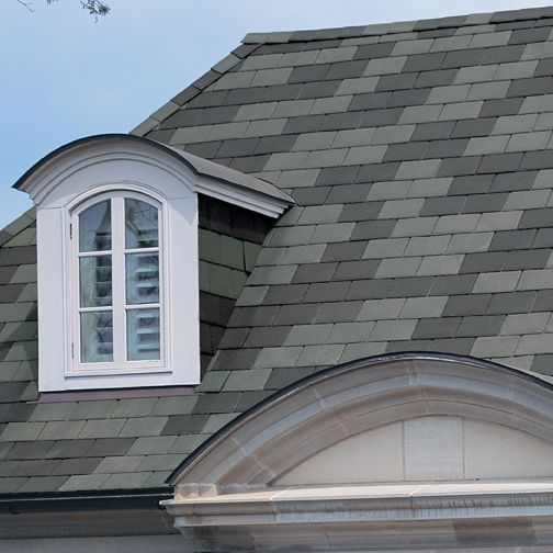 Best Synthetic Slate Roof Shingles Provide Historic Roofing 400 x 300