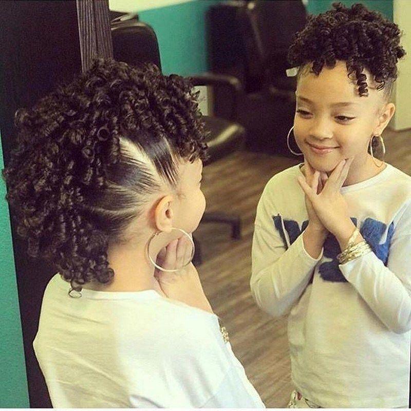 37 Back To School Frisuren für dein kleines natürliches Mädchen #schoolblackgirlshairs ...