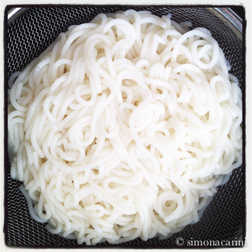 Home made vermicelli noodles | Recipes | Pasta & Bread ...