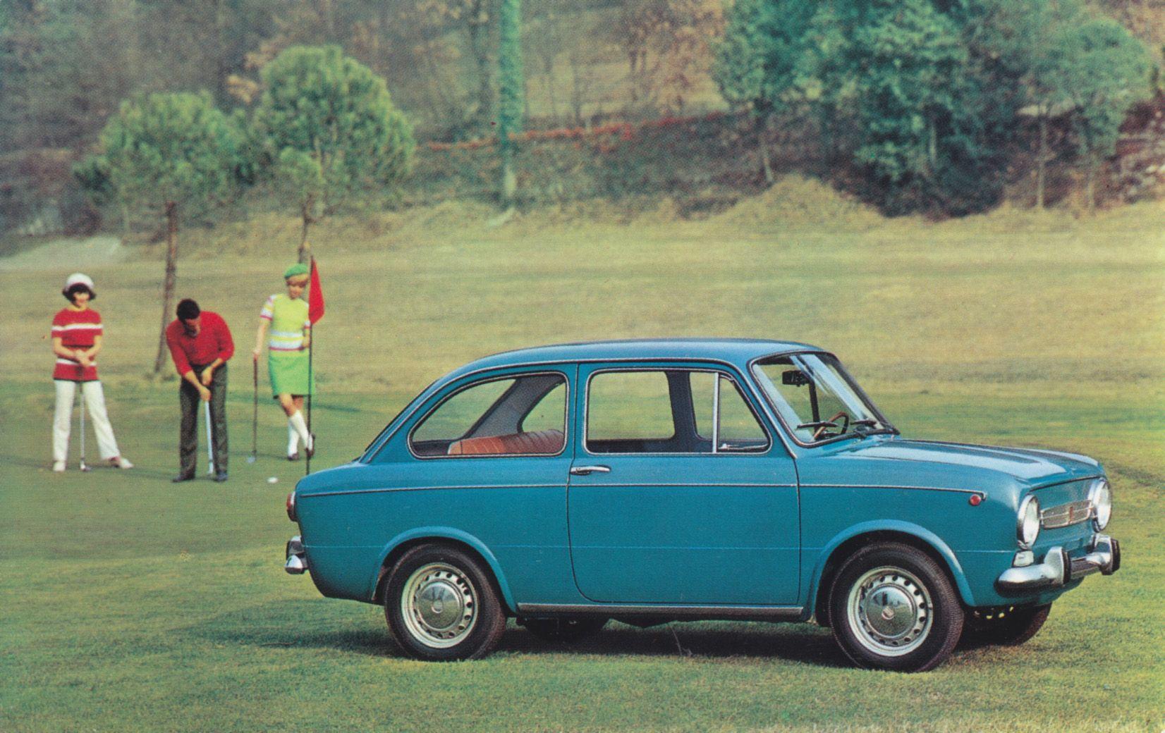 Fiat 850 Special Auta