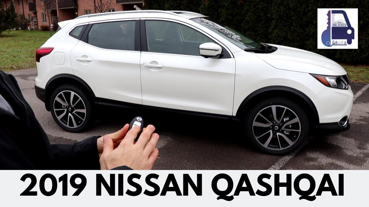 2019 Nissan Qashqai SL AWD Detailed Review and Walk Around