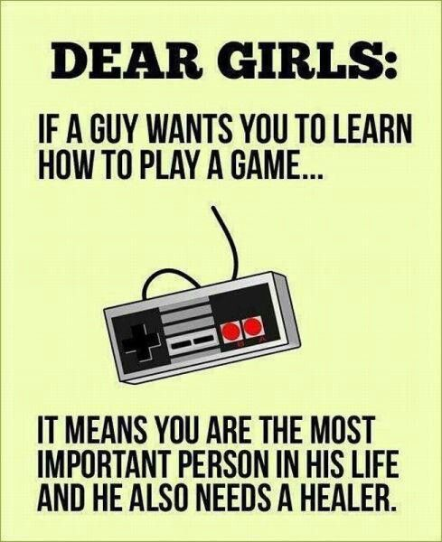 hook up with girl gamers