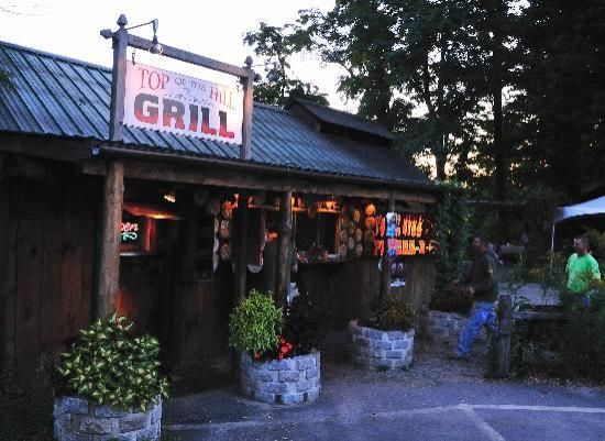 Top Of The Hill Grill In 2019 Places Things To See Do