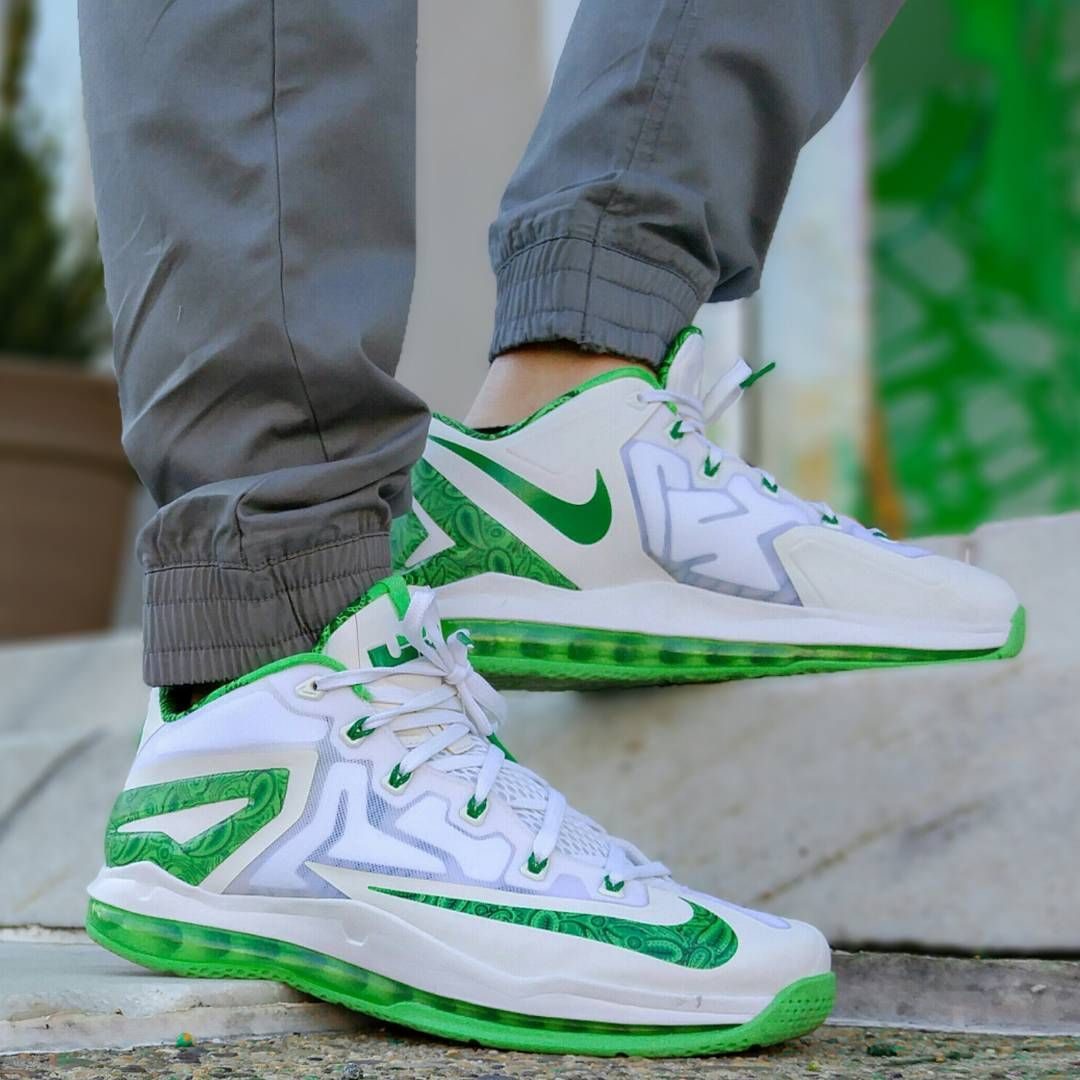 lebron easter shoes
