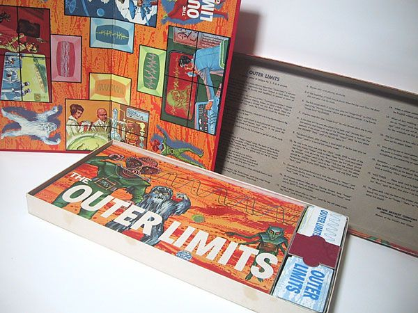 The Outer Limits game