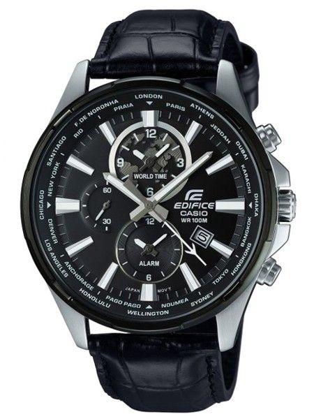 Casio Edifice World Map Efr 304bl 1avuef Casio Edifice Watches