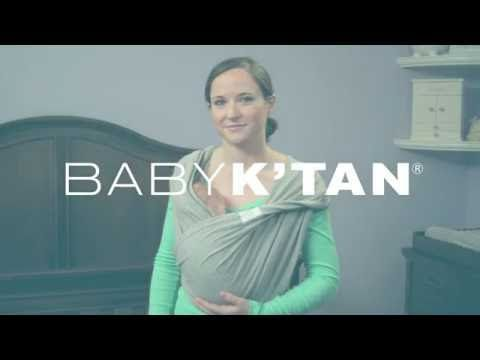 Baby K Tan This Is The Carrier I Used With Olivia For