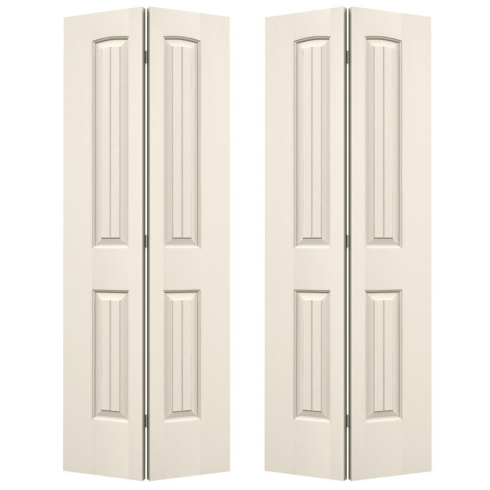 Smooth panel plank arch bi fold doorscloset also jeld wen in  top hollow core rh uk pinterest