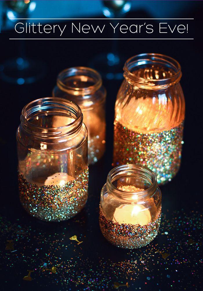 Best 25 Silvester Deko Gold Silber Ideas On Pinterest