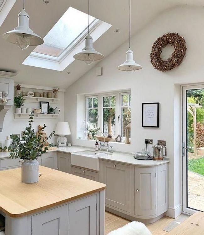 Creative Ways Beautiful The Best Kitchen Table For Any Type Of Kitchen 21 Kitchendiners In 2020 Home Kitchens Open Plan Kitchen Living Room Home Decor Kitchen