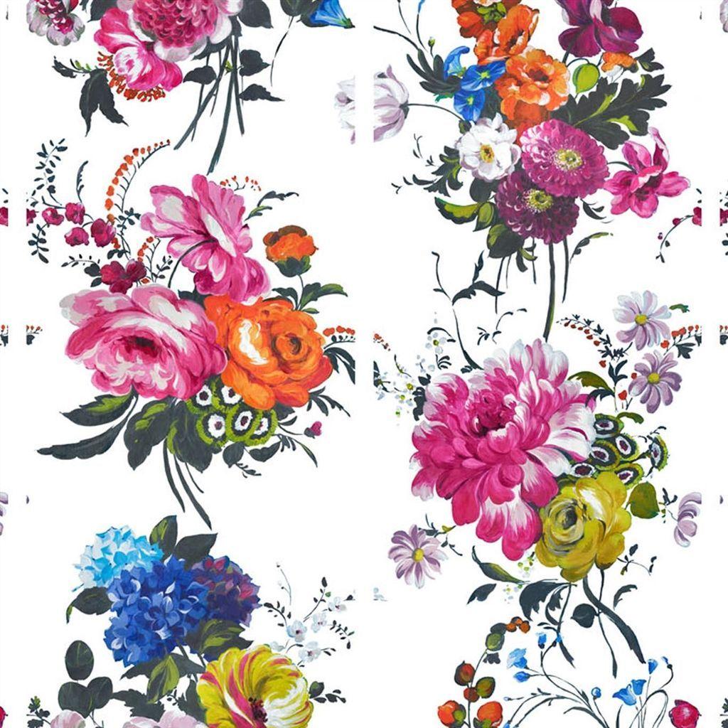 amrapali peony wallpaper Designers Guild For Antonia