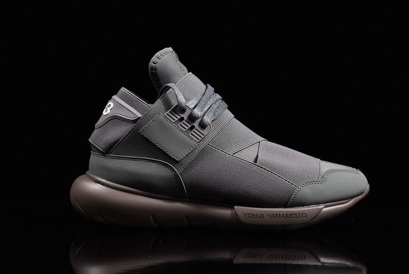 ac982c01d58f Latest and Newest Adidas Y3 Qasa High Yohji Yamamoto Vista Grey