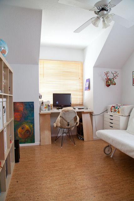 sol en li ge pour une meilleure isolation thermique et phonique deco sol liege inspiration. Black Bedroom Furniture Sets. Home Design Ideas