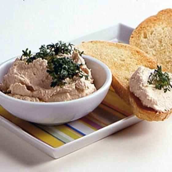 Thunfisch-Frischkäse-Creme #essentrinken