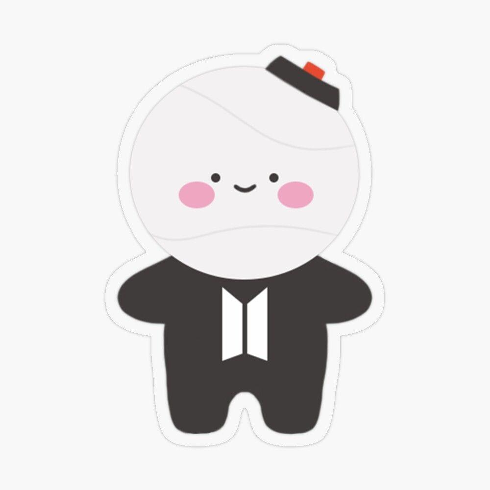Bts Cute Army Bomb Kpop Lightstick Sticker By Cupofmin Bts Army Bomb Pop Stickers Cute Stickers